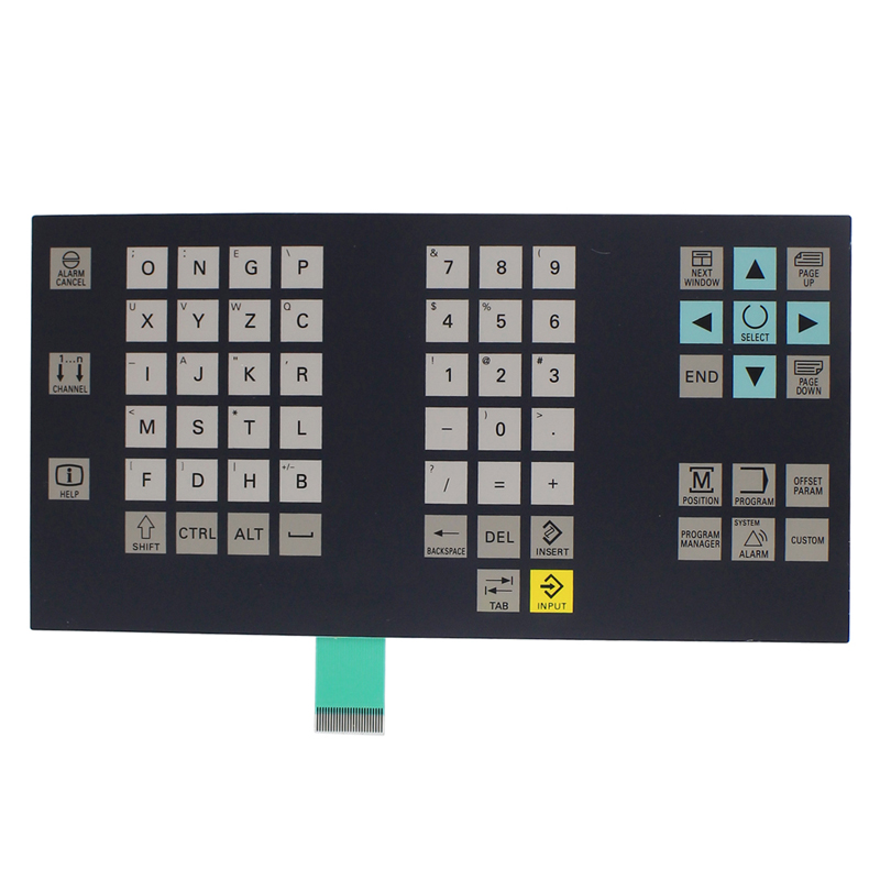 SEEBZ New 802D 6FC5303-0DM13-1AA0 Keyboard Film For Siemens 802D 802DSL Membrane keypad membrane keypad for 6av3515 1ma30 1aa0
