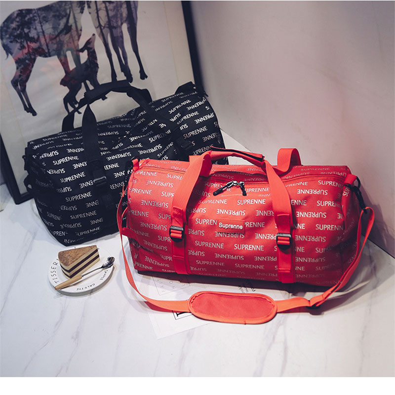 Men/Female Travel bags Fashion Nylon Big Travel Handbag Folding Trip Bag Large Capacity Luggage Travel Duffle Bags Casual Handba