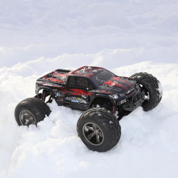 Gptoys S911 2.4Ghz RC Car Remote Control Monster Truck Crawler Drift Carrinho Controle Remoto Bigfoot Speed