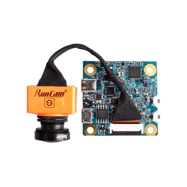 US $75 99 |Runcam Split 2S WDR FPV Camera 1080P 60fps HD Recorder WiFi  Optional NTSC PAL Low Latency TV out RC upgrade of Runcam Split 2-in Parts  &