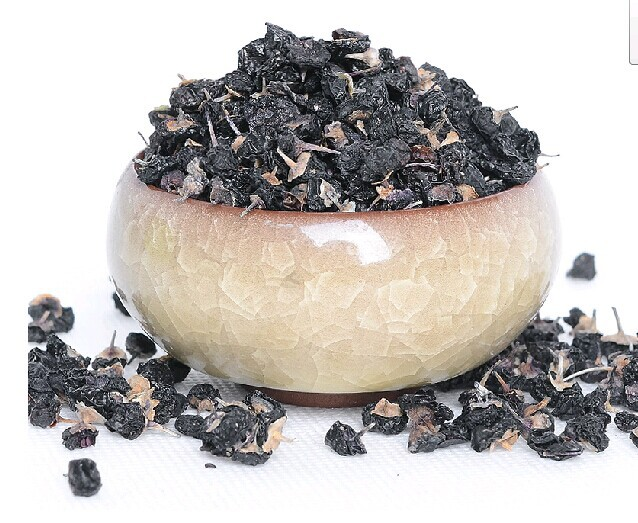 Wild Black Goji Berry Health Tea Goji Berries Chinese Wolfberry