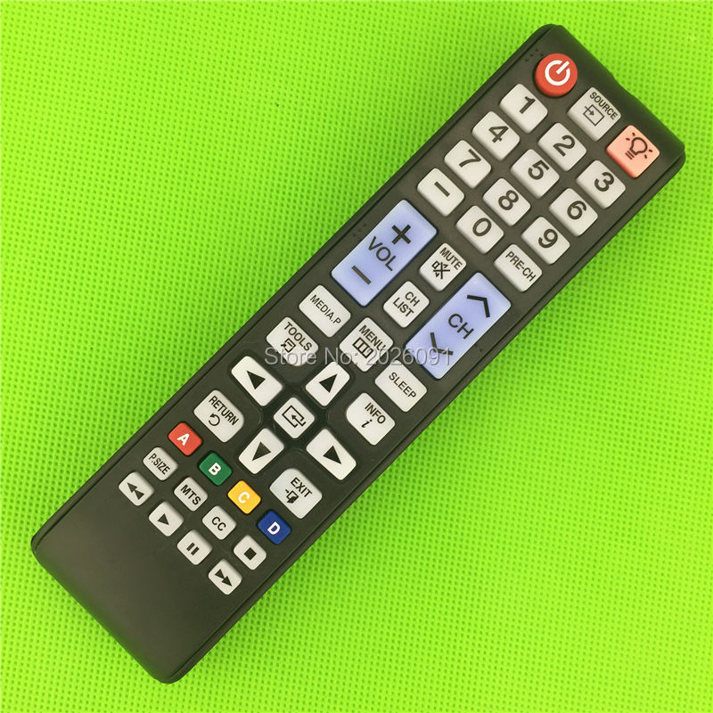Remote Control For TV UN19F4000AF UN22F5000AF UN26EH4000F T24B350ND T27B350ND T28D310NH UN32EH4000 UN32EH5000F UN32F5000AF UN32F