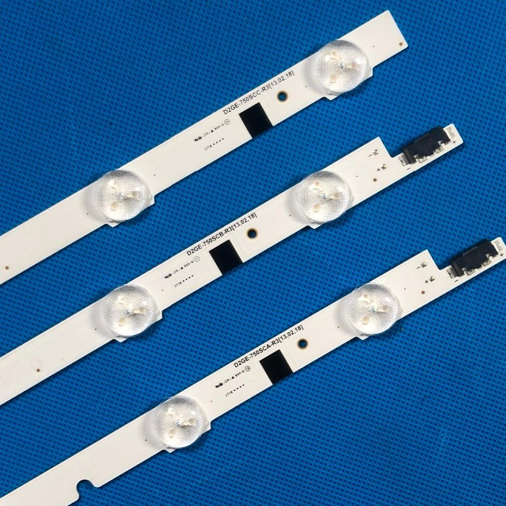 NEW 36 Samsung BN96-26413A//B//C LED Backlight Strips