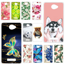 цена на Phone Case For BQ 5070 BQ Magic BQ Mobile BQS 5070 Case Silicone Cover For BQS 5070 BQS5070 Soft TPU Back Bag Cover Bumper