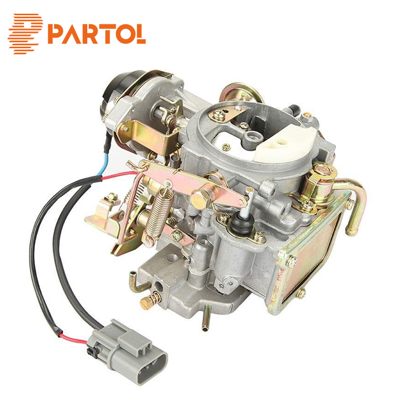 Partol Car Carburetor Carb Engine Assembly Auto Carburetor Replacement Parts for Nissan 720 pickup 2.4L Z24 engine 1983-1986 high quality replacement carburetor parts tool fit for 250 xv250 1988 2014 carb