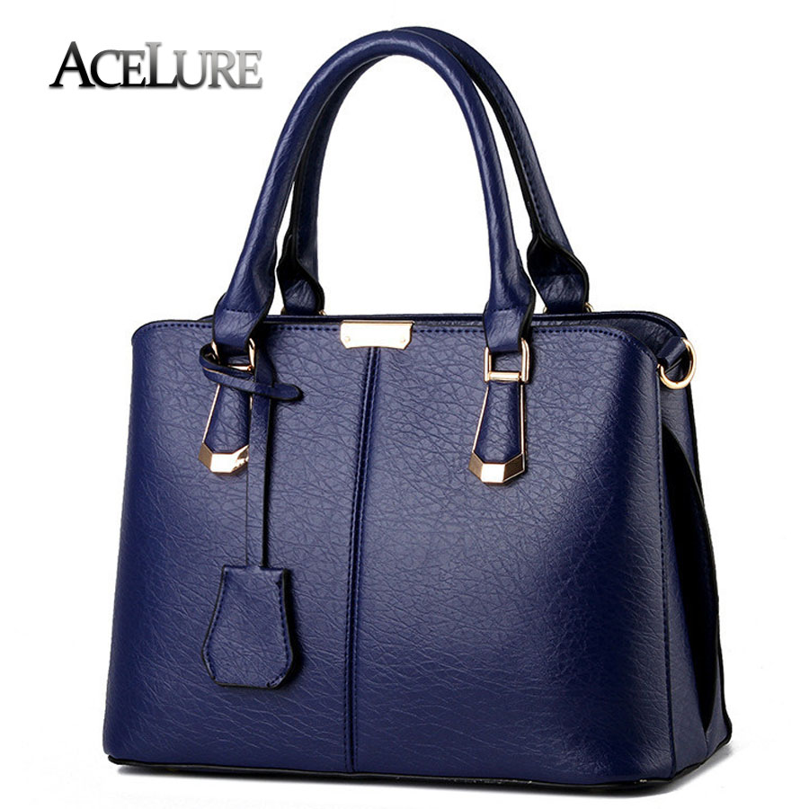 все цены на ACELURE 2017 Hot-Selling Women's Top-Handle Bags Stone Pattern with Zipper Bag Messenger Bags Korean Edition Sweet Shoulder Bags