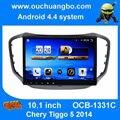 Ouchuangbo авторадио мультимедиа стерео gps радио для Chery Tiggo 5 2014 с BT AUX USB quad core wi-fi andrdoid 4.4 OS
