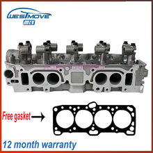 Головка блока цилиндров для hyundai H1 H100 микроавтобуса H100(AU) Sonata 2351CC 2.4L 8V 89-93 Двигатель: G4CS 22100-32680 22100-32520 2210032680
