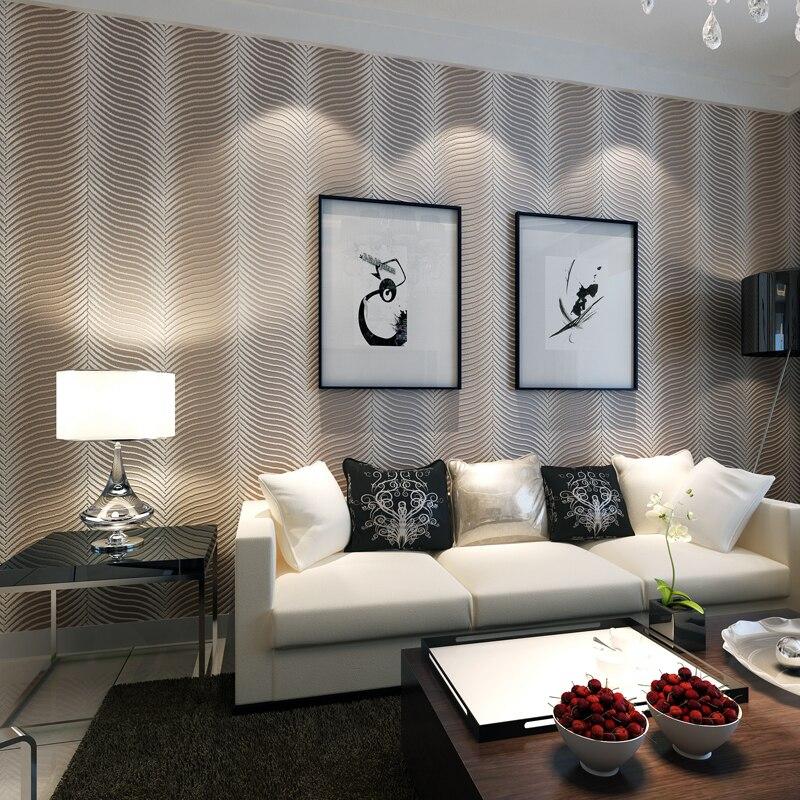 preis auf wallpaper living room vergleichen - online shopping ... - Tapetenmuster Wohnzimmer Modern