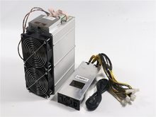 Utilisé Asic Equihash Miner Antminer Z9 42k Sol/s avec 1800W alimentation mieux que Antminer Z9 Mini S9 Innosilicon A9(China)