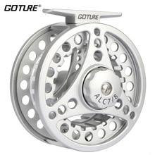 Goture Fly Fishing Reel ALC 3/4 5/6 7/8 3BB 1:1 Aluminum Frame Spool Left Right Fly Reel Die Casting Reel Fishing