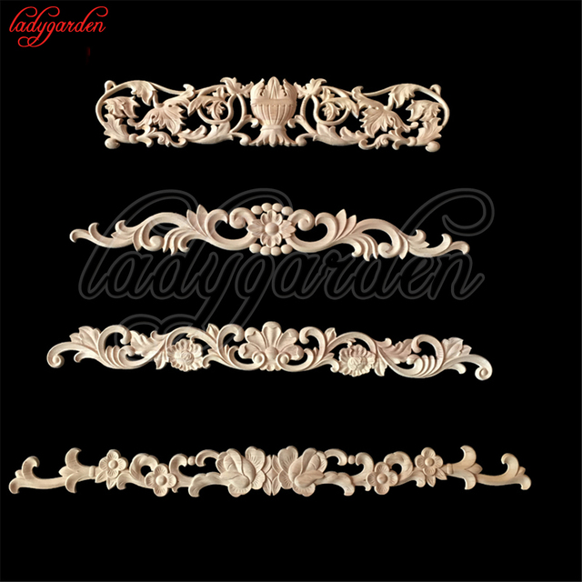 Appliques for furniture Moulding Wood Appliques For Furniture Wood Applique Furniture Cabinet Head Flower Background Wall Decorative Home Decor Garden Decoration Cinnamoracom Wood Appliques For Furniture Wood Applique Furniture Cabinet Head