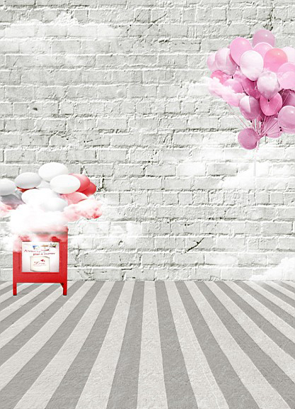 Mini Baby Child Photographywall Clouds Balloons Background One Hundred Days Baby Photos 1181 Lk 600cm 300cm mini baby child photography lollipop gift balloons background one hundred days baby photos lk 3980