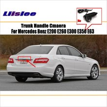 Car Parking Camera / Reverse For Mercedes Benz E200 E260 E300 E350 E63 AMG RearView  License Plate Lamp OEM