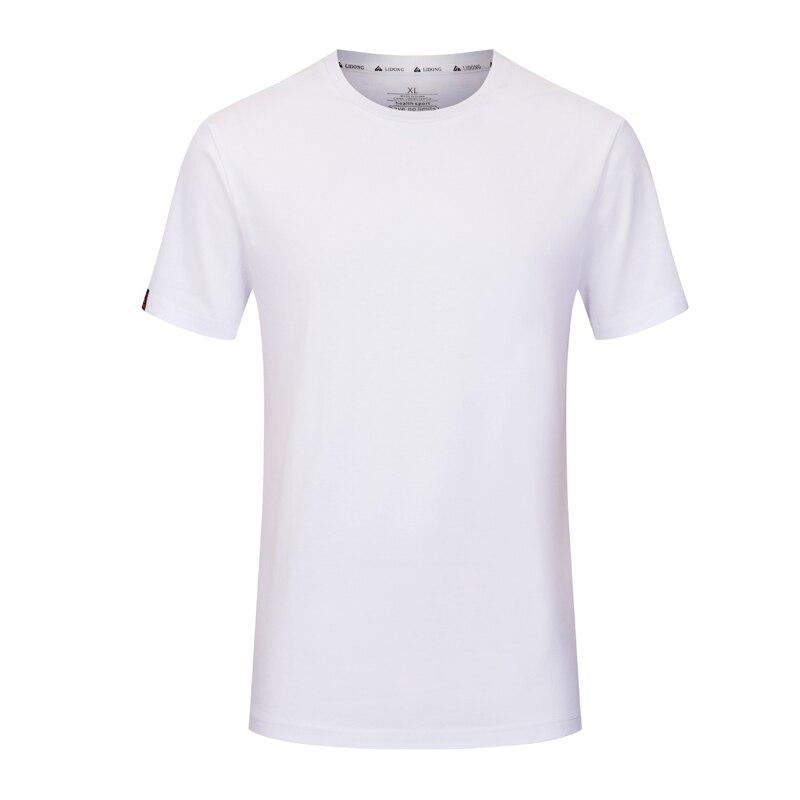 sports t shirt gym men short sleeves sport shirts training psg 2018 mens brand tshirts fitness run White cotton T-shirt shirt