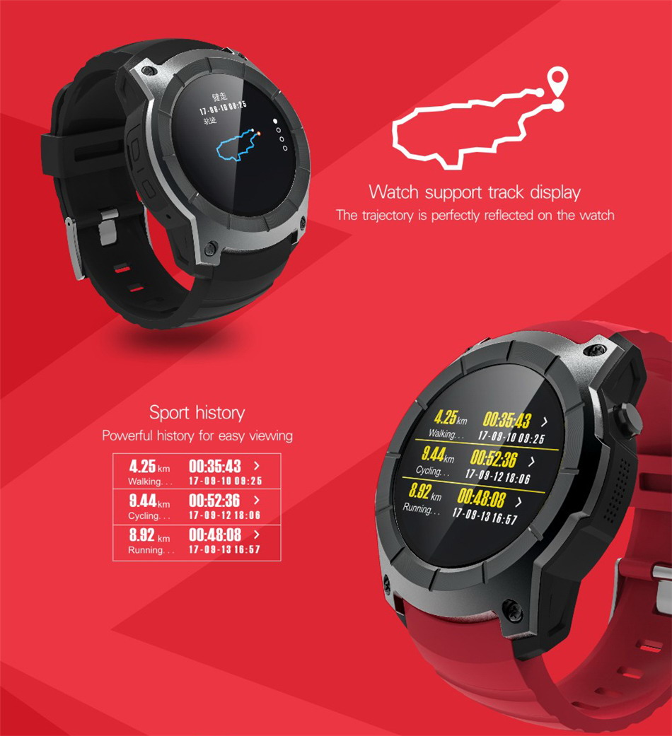 Makibes G05 GPS Smart Watch (8)