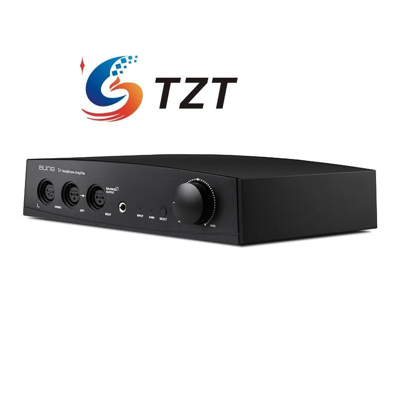 Free DHL/TNT/EMS Aune S7 Headphone Amplifier HIFI Audio Earphone AMP Balanced Output RCA XLR Input Silver/Black dhl ems 5 lots burr brown opamp op amp opa627ap opa627 2pcs g2