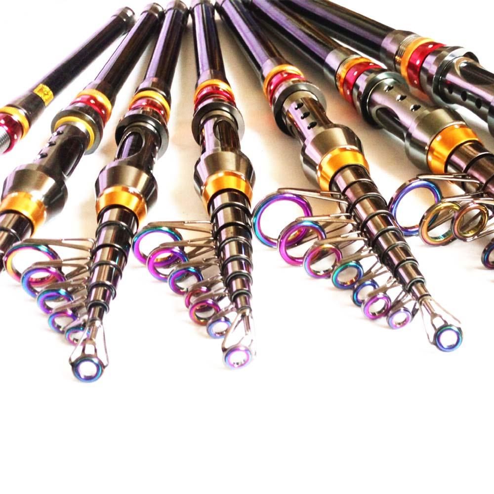 Outdoor Sport Sea Telescopic Fish Rods Fishing Rod Luxury Fishing free shipping telescopic spinning fishing rods