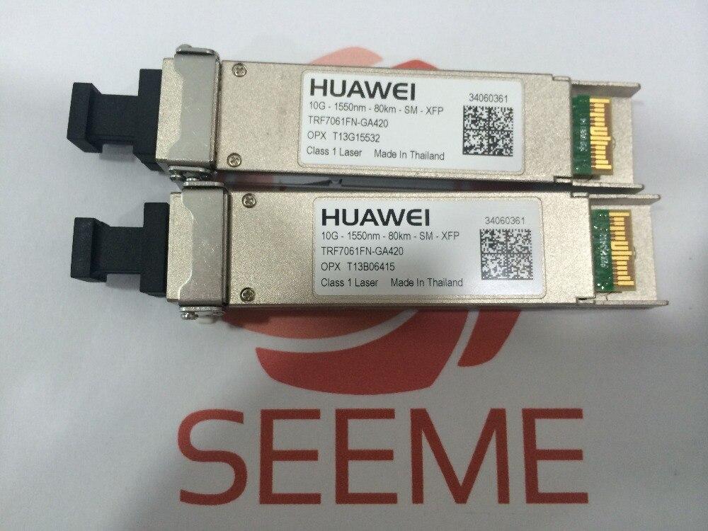TRF7061FN-GA420  Single-mode Module 10G-1550nm-80km-XFP OPX t13b06415TRF7061FN-GA420  Single-mode Module 10G-1550nm-80km-XFP OPX t13b06415