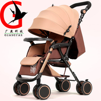 Stroller Baby Stroller Portable Lightweight Travel Strollers Easy Carry Foldable Pram Baby Carriage ZEL A6 A