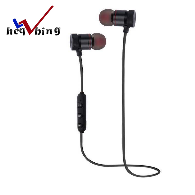 HCQWBING 2017 GZ05 Wireless headphones Bluetooth earphone for sport Earbuds with microphone headset stereo headphone sport headset bluetooth earphone wireless headphones with microphone for phone handsfree headphone bluetooth stereo headset