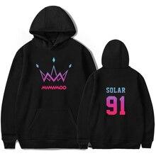 MAMAMOO hoodie sweatshirt women men hooded fashion popular