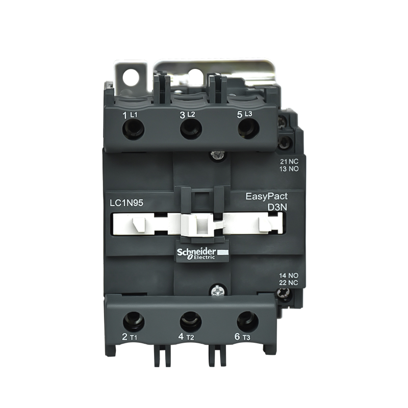 Original authentic Schneider New AC contactor LC1N95M5N replaces the old model LC1-E9511M5NOriginal authentic Schneider New AC contactor LC1N95M5N replaces the old model LC1-E9511M5N