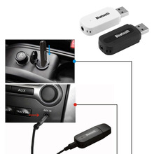 Music-Player Bluetooth-Receiver Audio Handsfree Jack Wireless MP3 USB Car-Tool