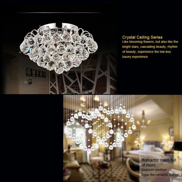 Hanging Ball Pendants 20mm 50mm Chandelier Parts 10Pcs Glass ...
