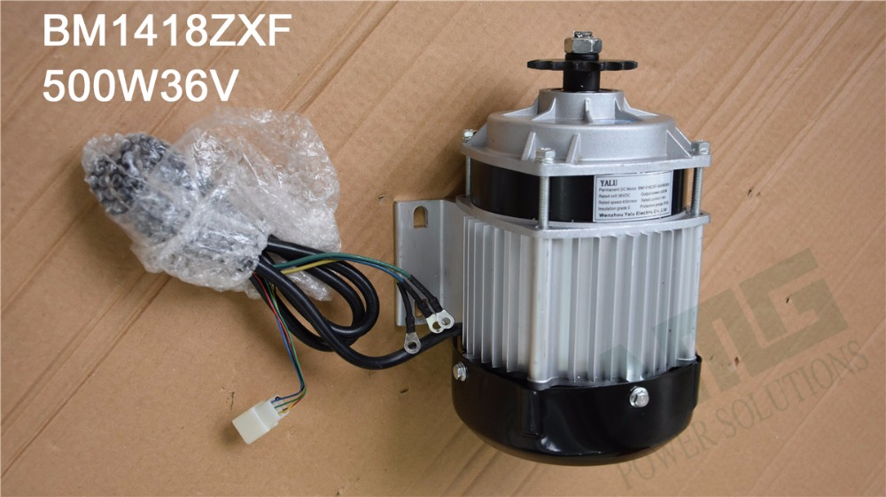 Bm1418zxf Electrical Equipments & Supplies Motors & Parts Clever 350w/500w/650w/750w Dc 36/48/60v 2800rpm High Speed Brushless Differential Motor For Electric Tricycle