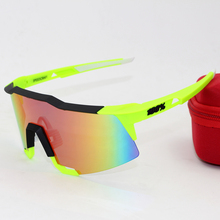 2017 SpeedCraft Brand 100% Base Outdoor Sports Bicycle Sunglasses bicicleta Gafas ciclismo Cycling Glasses Eyewear 2 lens UV400