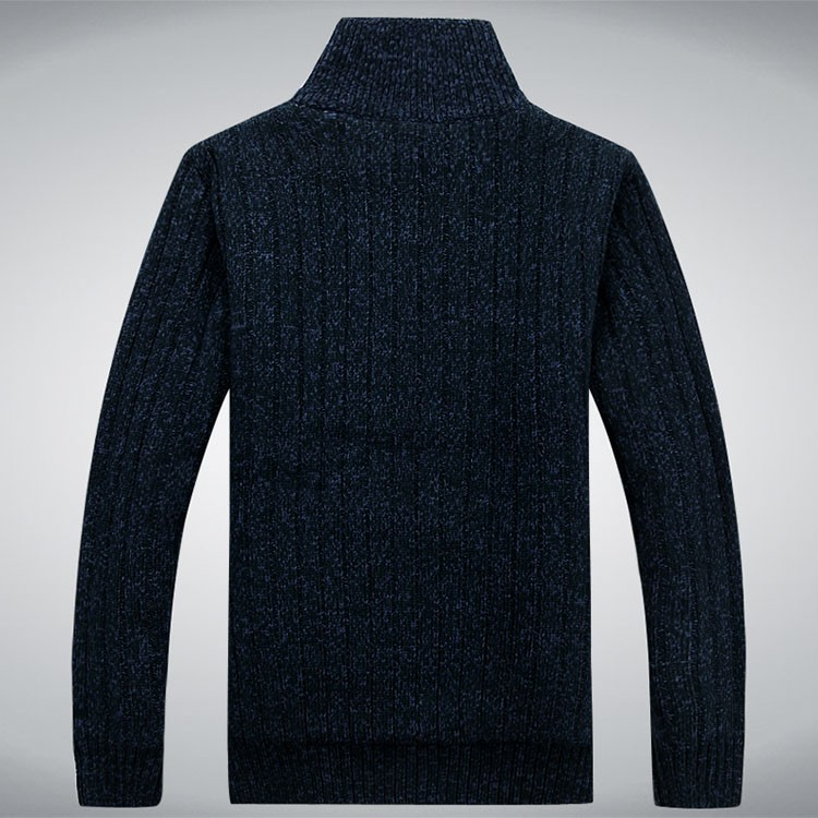 Aolambgs Sweater Men Autumn Winter Wool Thick Male Cardigan 2016 Fashion Brand Clothing Outwear Knitting Sweter Hombre M-3XL (5)