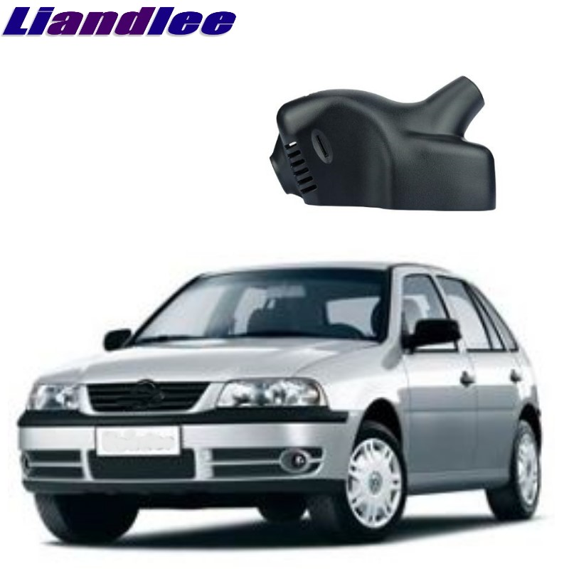 Liandlee For Volkswagen VW Logus / Pointer 2015~2018 Car Black Box WiFi DVR Dash Camera Driving Video Recorder liandlee for volkswagen vw golf mk5 a5 1k mk6 a6 5k mk6 a7 2003 2018 car black box wifi dvr dash camera driving video recorder
