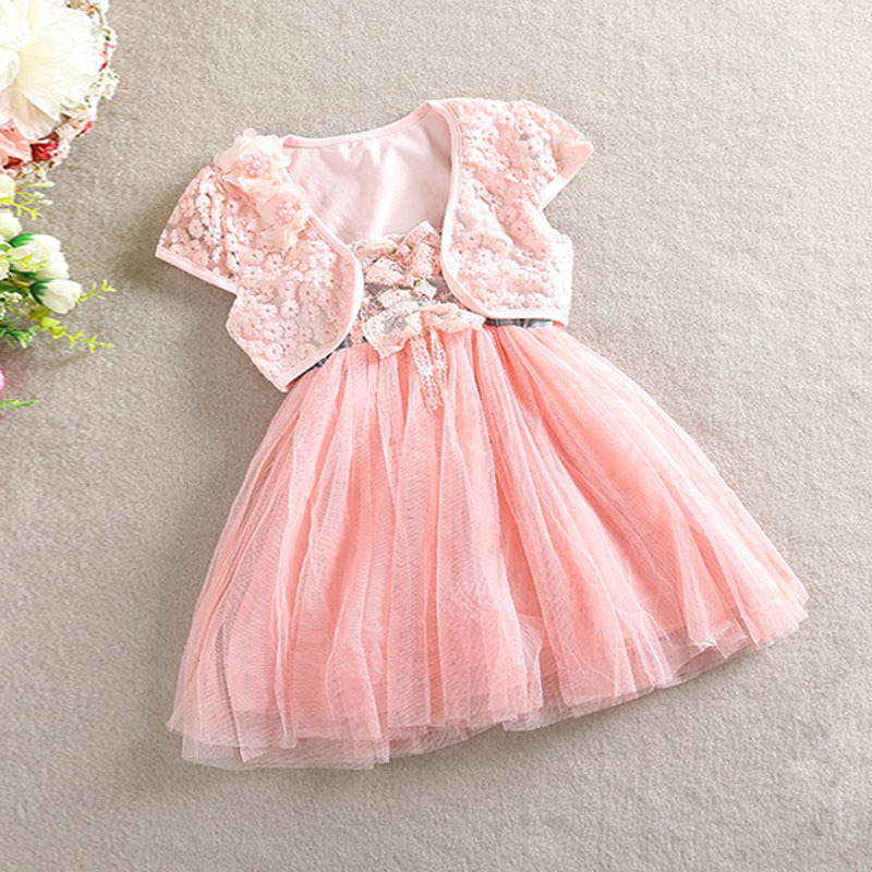 2015 princess baby girls dresses kids new designer clothes Baby clothing designers
