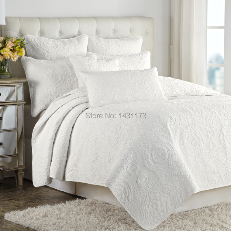 Bed Set Bedding Sets High Grade Cotton Solid Color