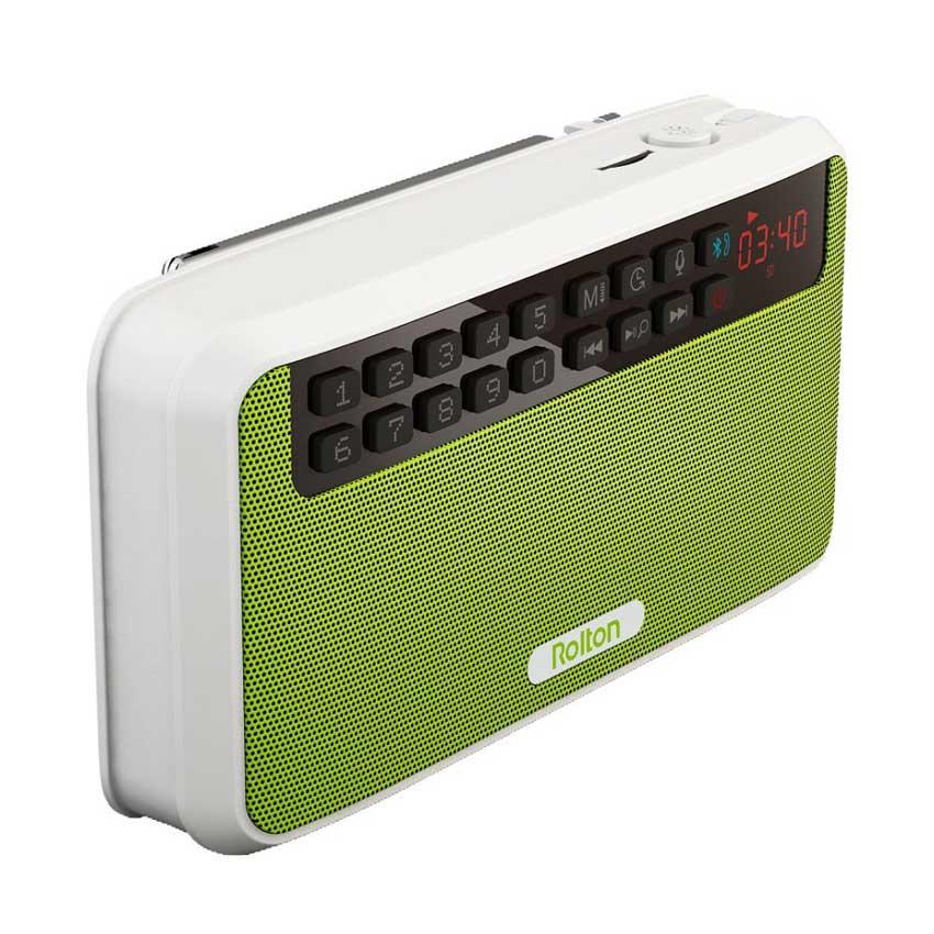 Rolton E500 Mini Bluetooth բարձրախոսի տուփի - Դյուրակիր աուդիո և վիդեո - Լուսանկար 3