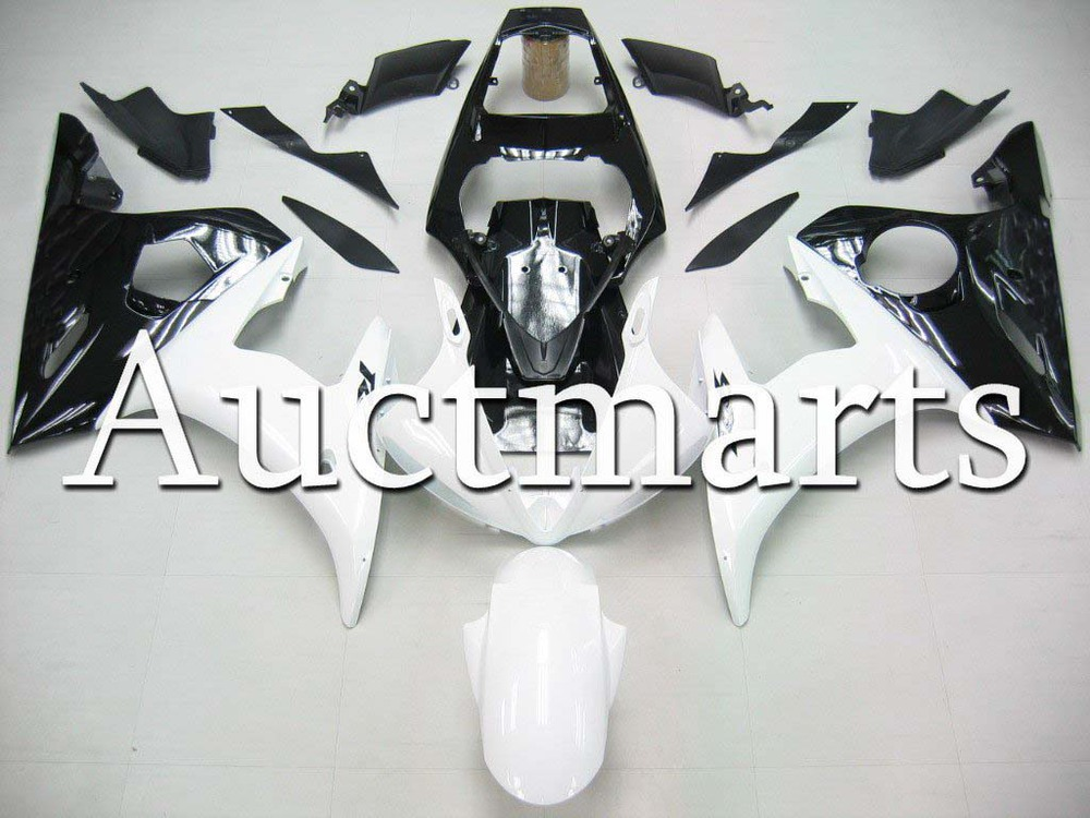 For yamaha yzf 600 r6 2003 2004 2005 yzf600r abs plastic motorcycle fairing kit bodywork yzfr6 03 04