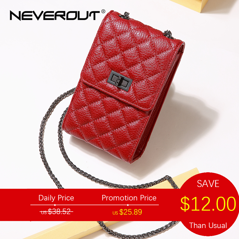 neverout-women-mini-quilted-bag-genuine-leather-messenger-shoulder-bag-ladies-cell-phone-purse-crossbody-red-black-sac-a-main
