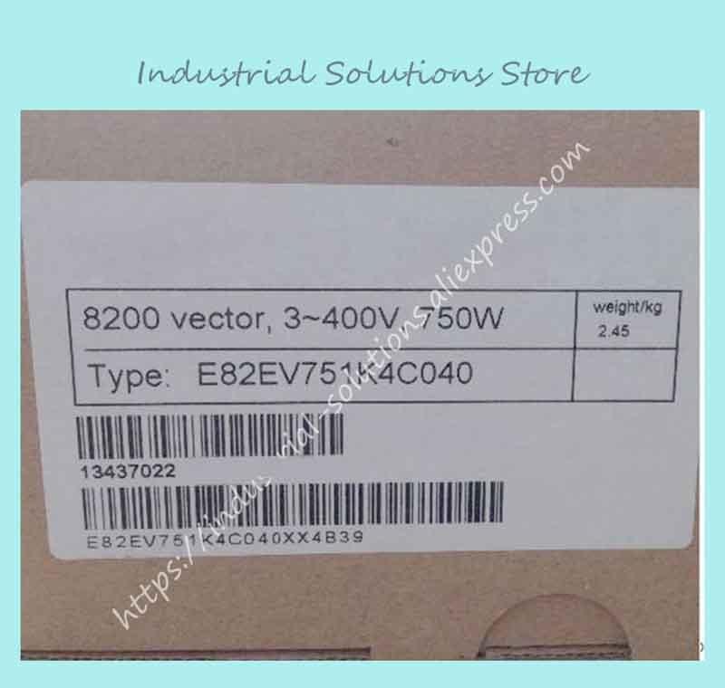 все цены на New Original Inverter E82EV751K4C040 онлайн