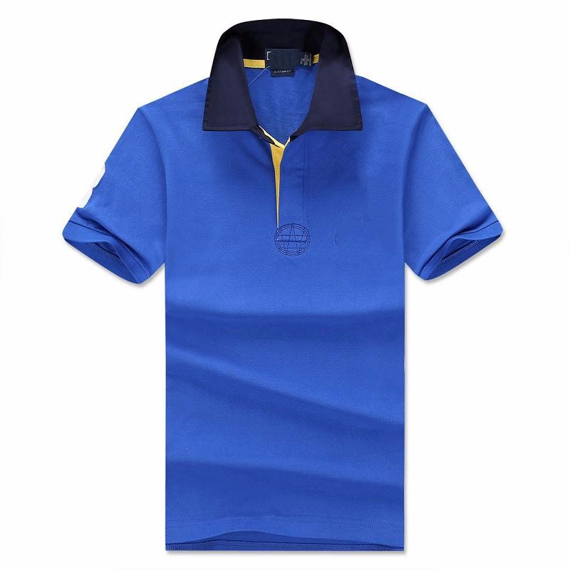 Aliexpress.com  Buy 2016 New Solid Polo Shirt Men Classic Slim camisa polo Short sleeve mens polo shirt brands polo ralphmen horse from Reliable polo shirt polo suppliers on Mystery Costumes(4)