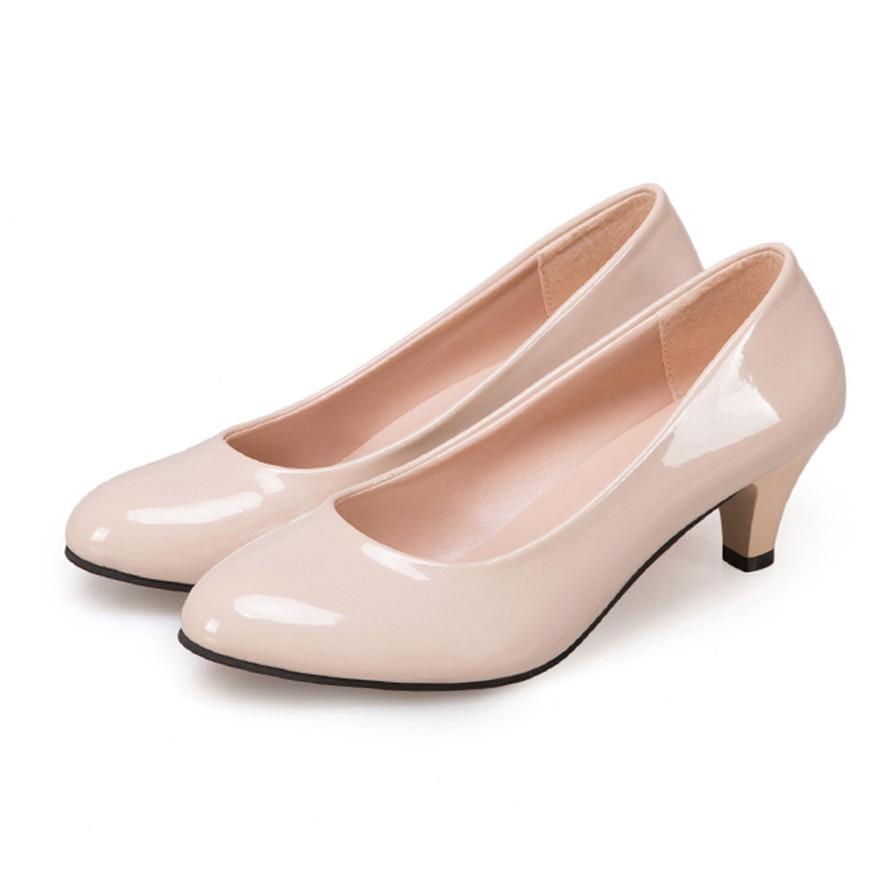 Aliexpress.com : Buy summer womens shoes Fashion Nude
