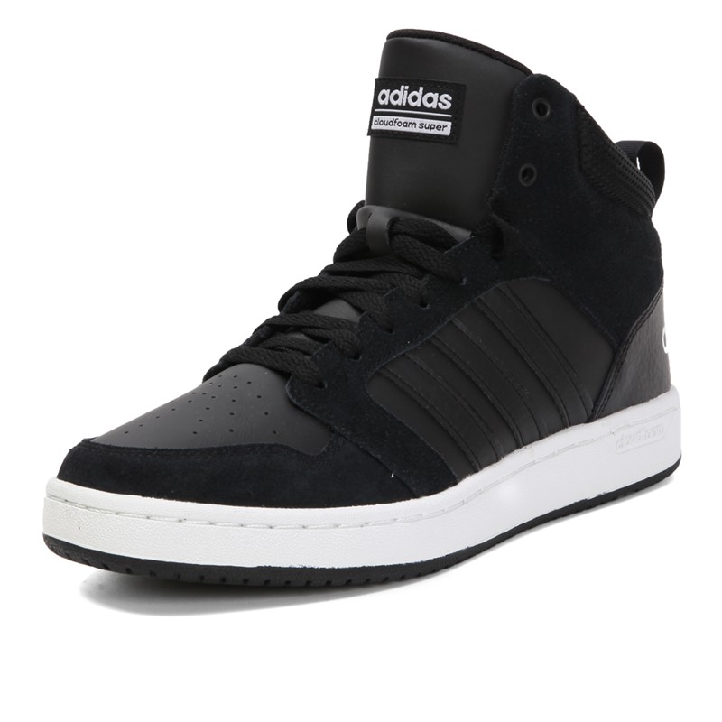 US $103.06 38% OFF|Original New Arrival Adidas NEO Label SUPER HOOPS MID Men's Skateboarding Shoes Sneakers Outdoor Sports Athletic BB9920 in