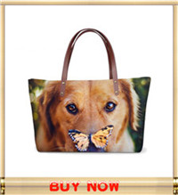 dog butterfly handbag