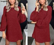 red Split Hem Women Dress 2018 New Fashion Sashes Solid Long Sleeve Mid-Calf Straight Dresses O-Neck Casual Vestidos plus split hem solid cami dress