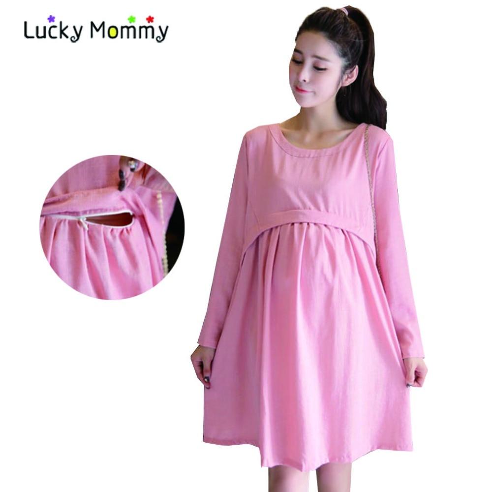 Dresses for Breastfeeding Mother's