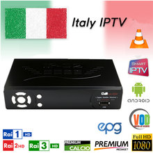 Italy IPTV 4500 Live channels 20,000 VOD Italian albania Germany Swiss Ex-yu Europe IPTV Adult support Android M3U Enigma2(China)