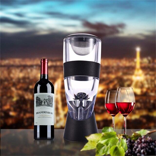 1pcs Magic Quick Essential Wine Aerator  Decanter Wine Aerator Essential Aerating Pouch Filter Red