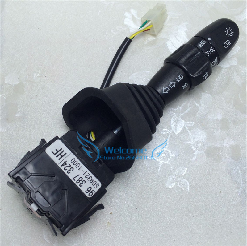New Turn Signal Switch 96387324 for DAEWOO LACETTI CHEVROLET NUBIRA Excelle