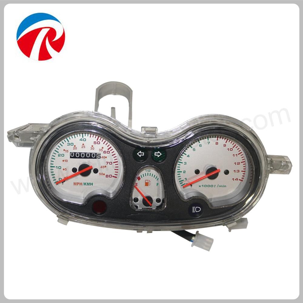 Scooter Speedometer Dash Instrument For B05 B08 Cpi Popcorn Hussar Roketa Maui 50 Wiring Diagram Eagle Viii 50cc Motorcycle Case Speed Meter