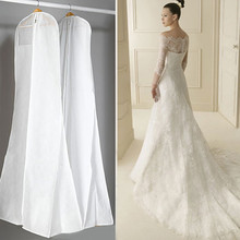 Extra Large Garment Bridal Gown Long Clothes Protector Case